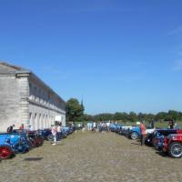2017 Rassemblement Amilcar et  Cycle Car