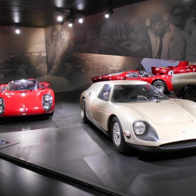 3 Musée Alfa-Roméo Aresse (91)