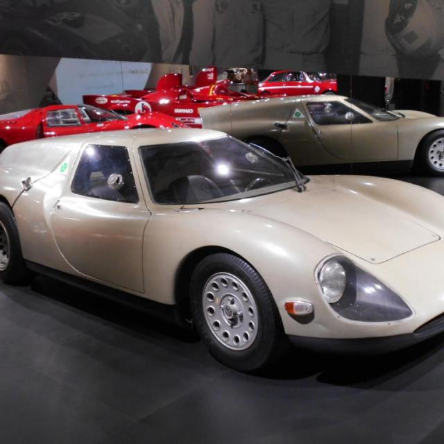 3 Musée Alfa-Roméo Aresse (92)