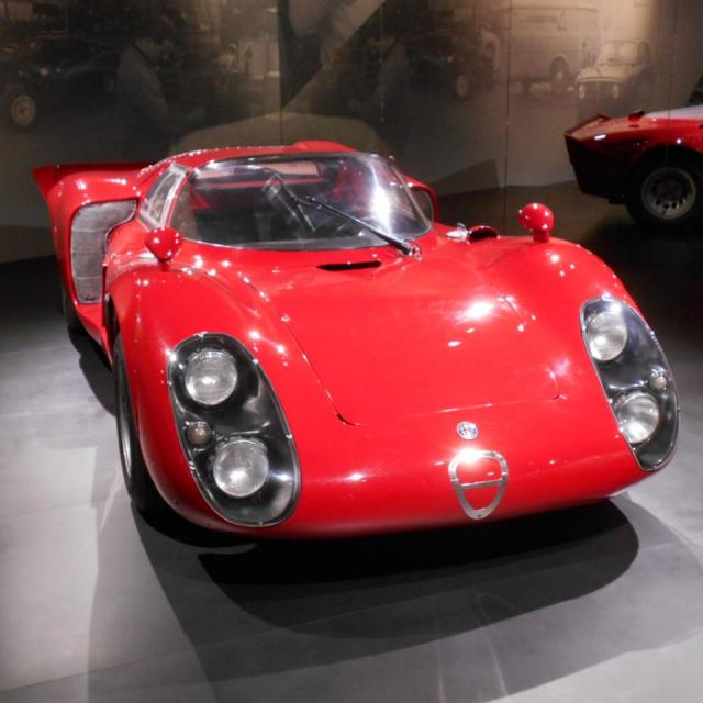 3 Musée Alfa-Roméo Aresse (93)