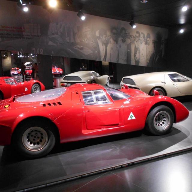 3 Musée Alfa-Roméo Aresse (94)