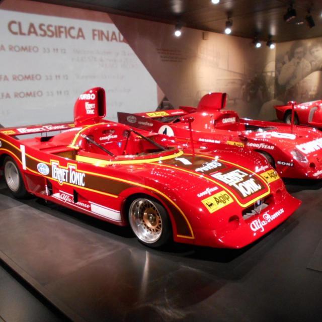 3 Musée Alfa-Roméo Aresse (99)