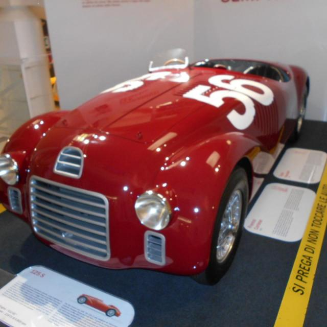 6 Maranello Musée Ferrari  (32)