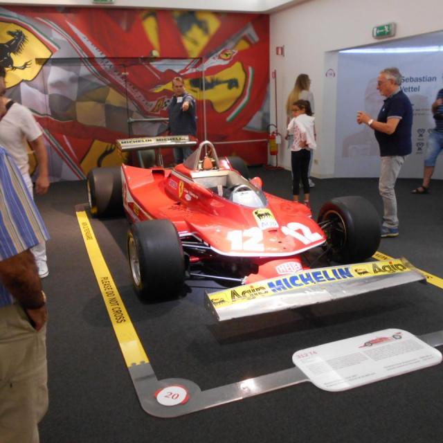 6 Maranello Musée Ferrari  (34)