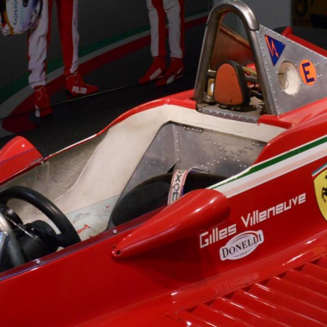 6 Maranello Musée Ferrari  (35)