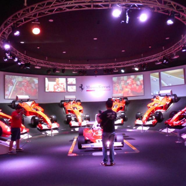 6 Maranello Musée Ferrari  (36)