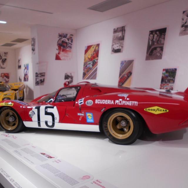 6 Maranello Musée Ferrari  (61)