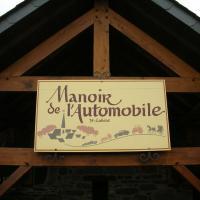 Le Manoir de l'Automobile, Lohéac.
