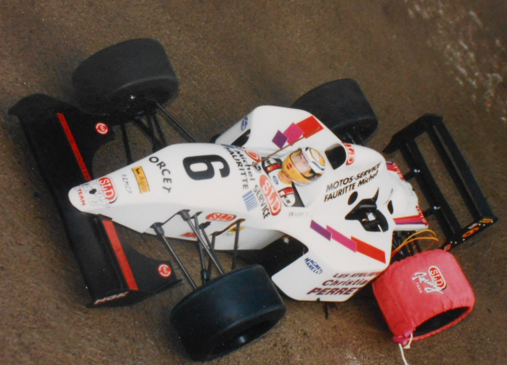 F1 sudre