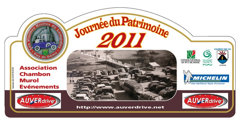 Patrimoine 2011