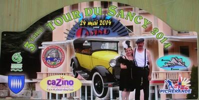 Tour du san2014